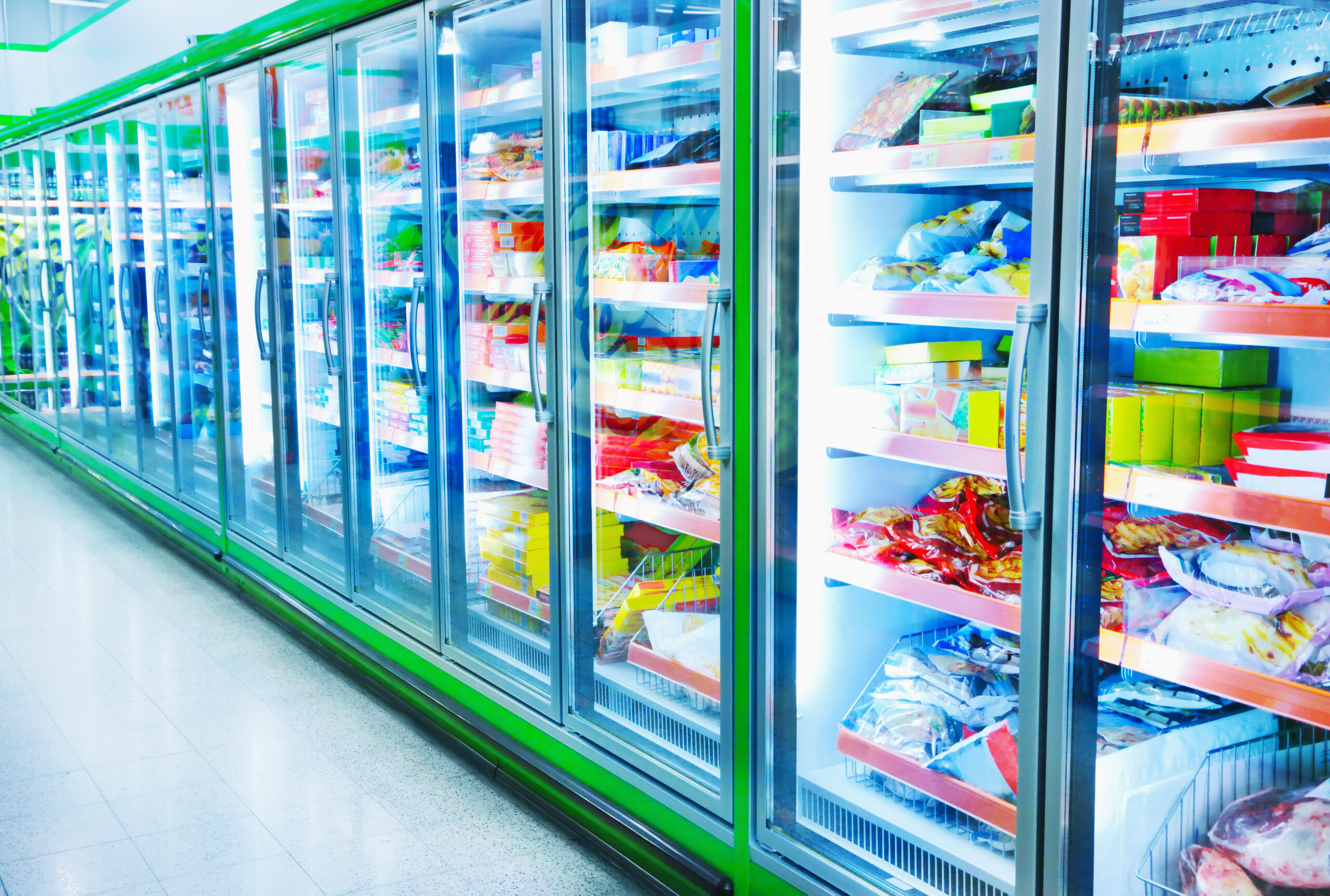 The COOL-R technology reduces costs of food storage